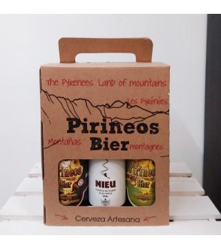 Cerveza artesana Pirineos...